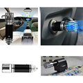 New Mini Auto Car Home Fresh Air Ionic Purifier Oxygen Bar Ozone Ionizer Cleaner