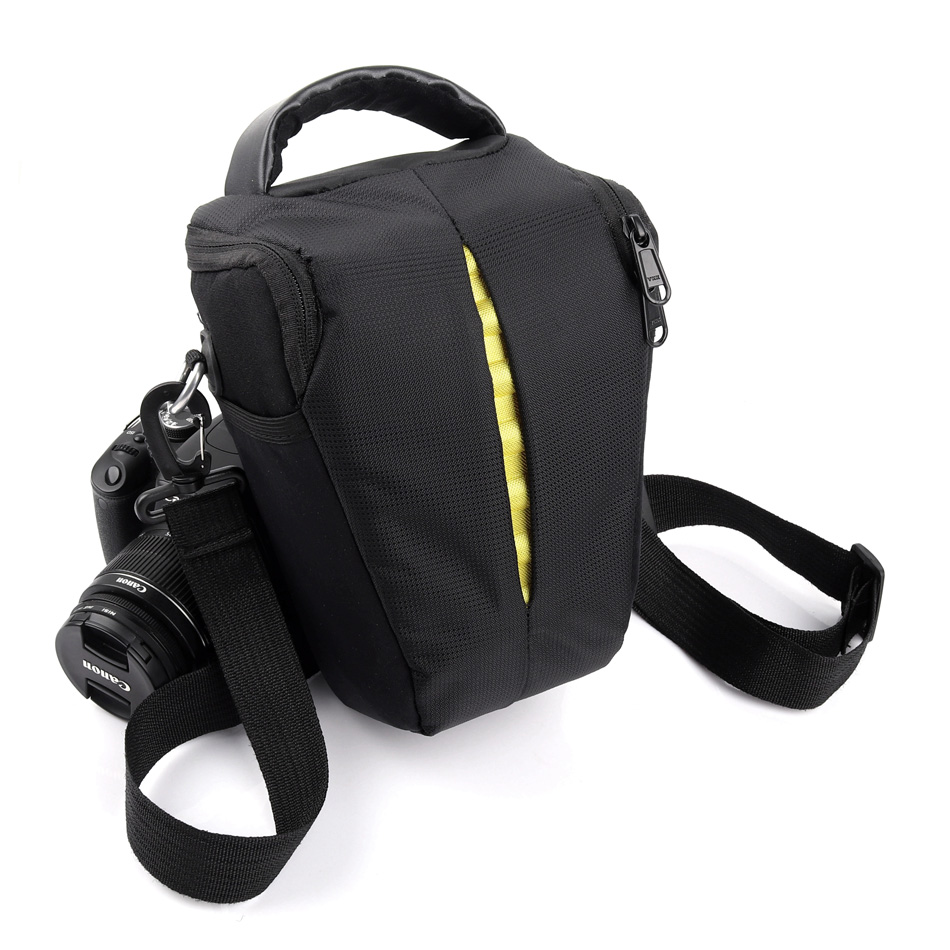 D5300 Camera Bag for DSLR Cameras Saalising Photographers DSLR Camera Backpack D7000 EOS and for D7100 D3200 /& D3100 Color : Gray D5100 D5000
