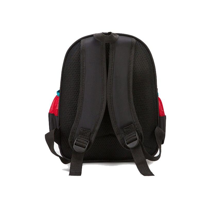Image 4 - 3D Racing car bag orthopedics school bags for Boy Children waterproof School bag Teenager Schoolbags Kids Student BackpacksSchool Bags   -