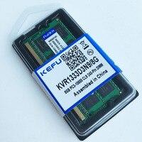 Новые 8 ГБ ddr3 pc3 10600 1333 мГц sodimm 204 контактный Тетрадь памяти cl9 памяти ноутбука Оперативная память 8 г 1333 мГц низкой плотности Non ECC протестирова