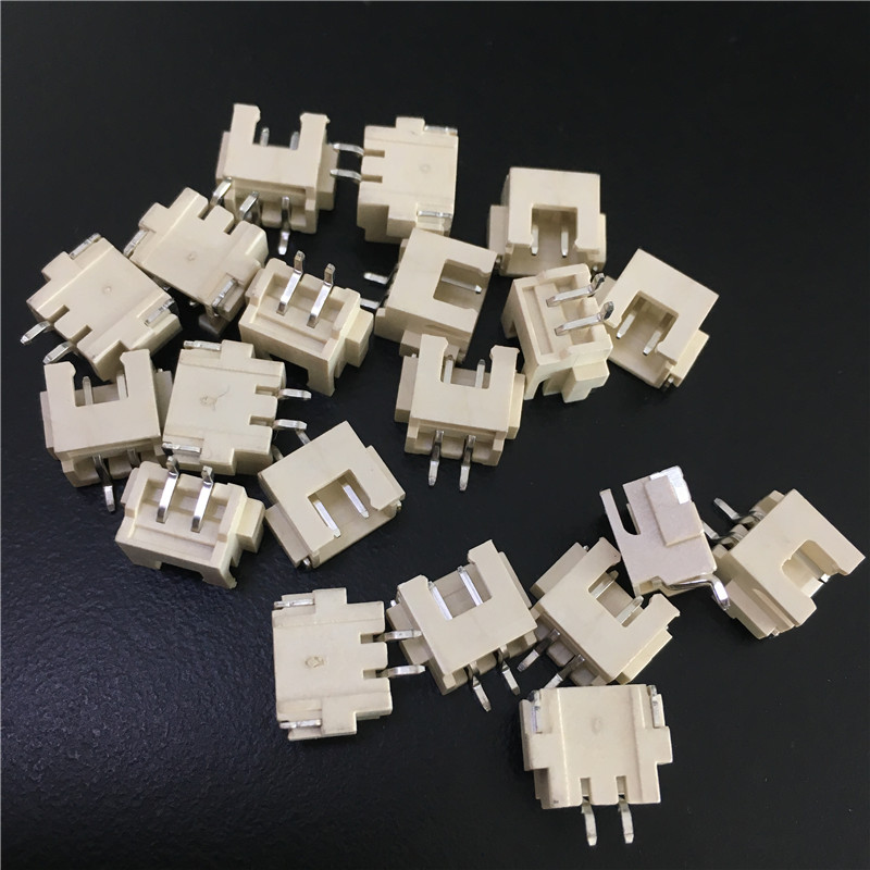 20PC YT2010Y XH 2.54 mm Spacing Connector 2P/3P/4P/5P/6P/7P/8P Horizontal SMD Socket 2.54mm Pitch Patch Plug Connector On Sale lying posted zh1 5mm pitch 1 5 connector 2p 3p 4p 5p 6p 8p horizontal outlet patch