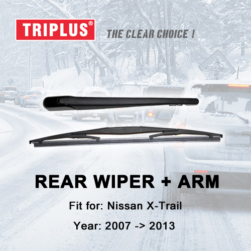35cm Rear Wiper Arm and Blade for NISSAN X-Trail 2007