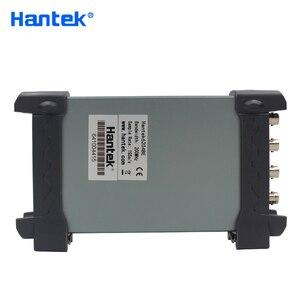 Image 5 - Hantek אוסצילוסקופ רכב 6204BE 4 ערוצים 200 Mhz כף יד אוסצילוסקופ נייד USB PC Osciloscopio אבחון