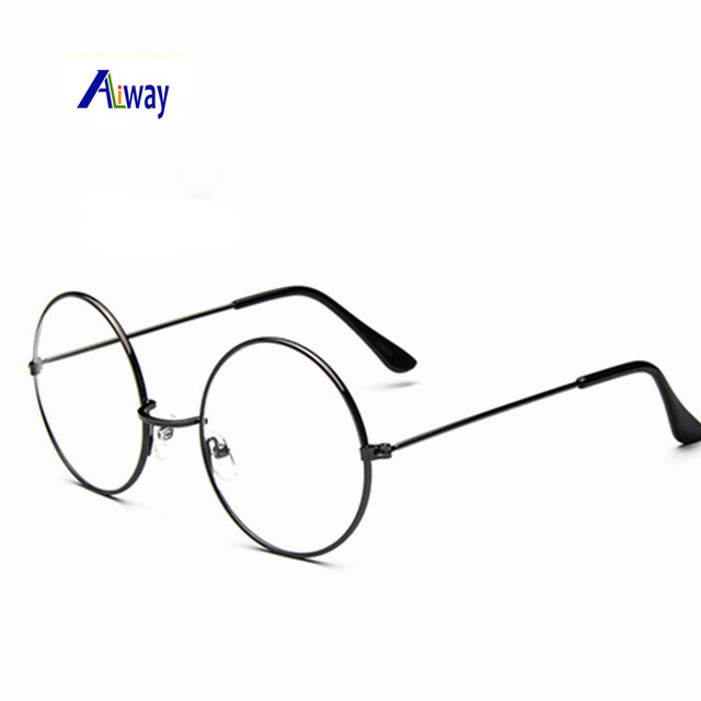 Aliway Vintage Round Glasses Men Harry Potter Glasses Frame ...