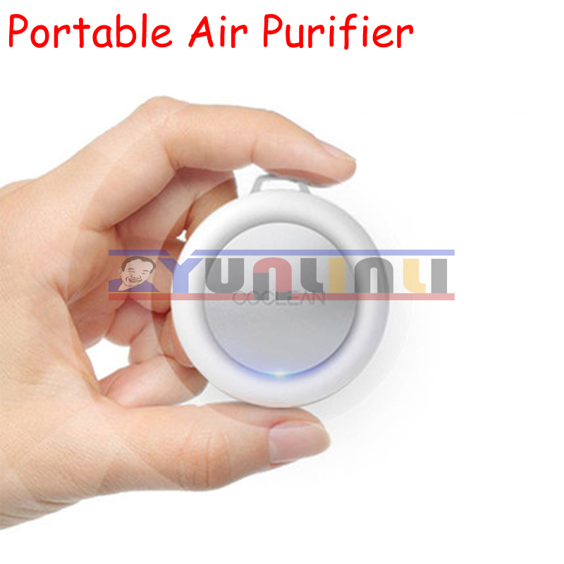 Air Purifier Household Negative Ion To Remove PM2.5 Haze Virus Bacteria Pollen High Efficient Purification COCLEAN-S1 airborne pollen allergy