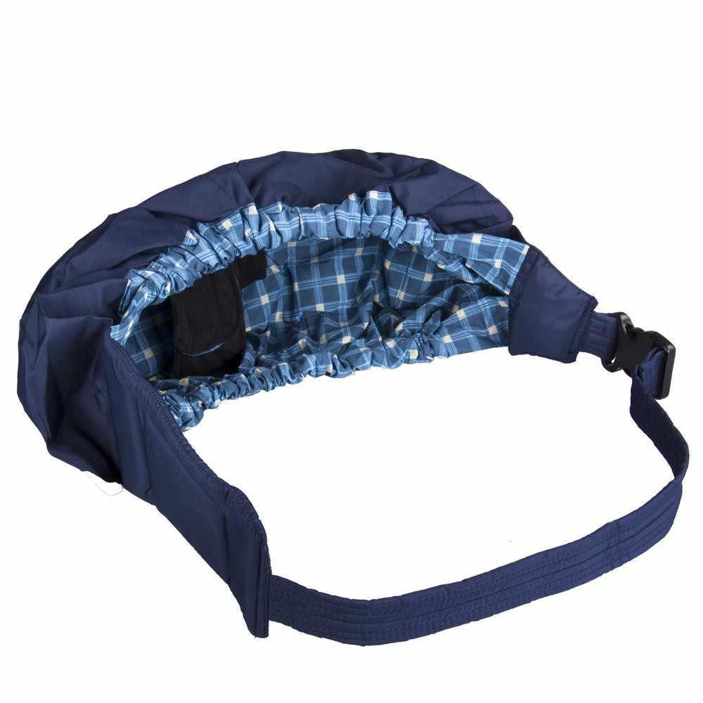 Хлопковая переноска для новорожденных с бретельками; эластичная переноска для кормления