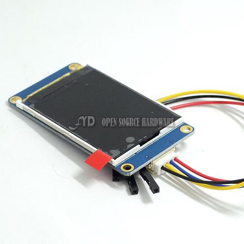 2.2 -inch screen integrated serial USART HMI Smart character GPU TFT LCD Module 240 * 320