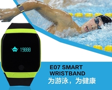 S20 Smart Watch IP67 Waterproof Swimming watch with HD OLED touch Screen Bluetooth 4.0 Smartwatch For iOS Android