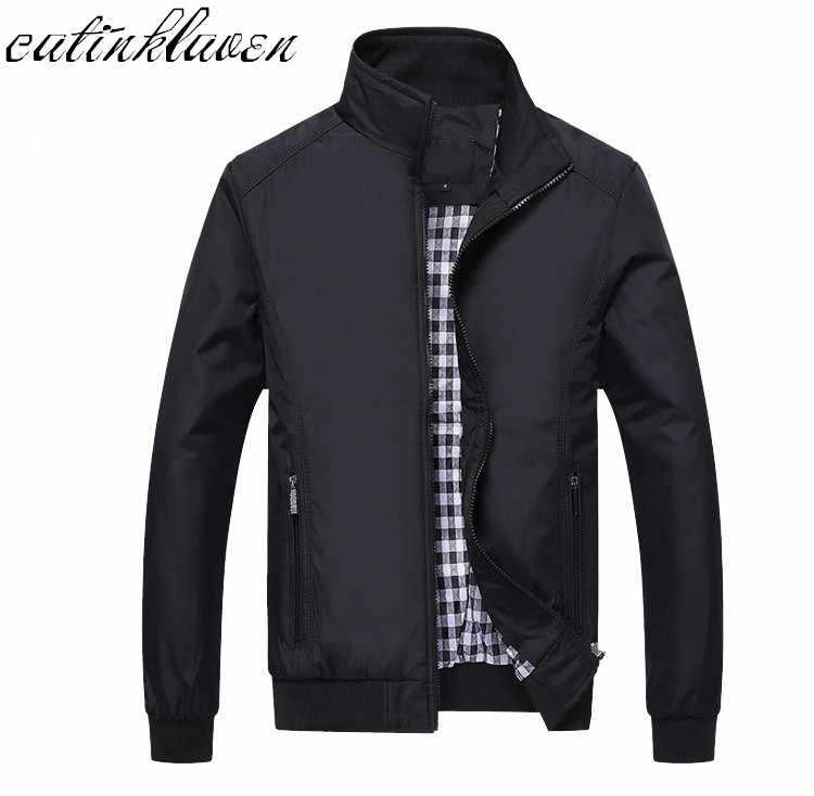 639d9536f88 New 2017 Jacket Men Fashion Casual Loose Mens Jacket Sportswear Bomber Jacket  Mens jackets men and