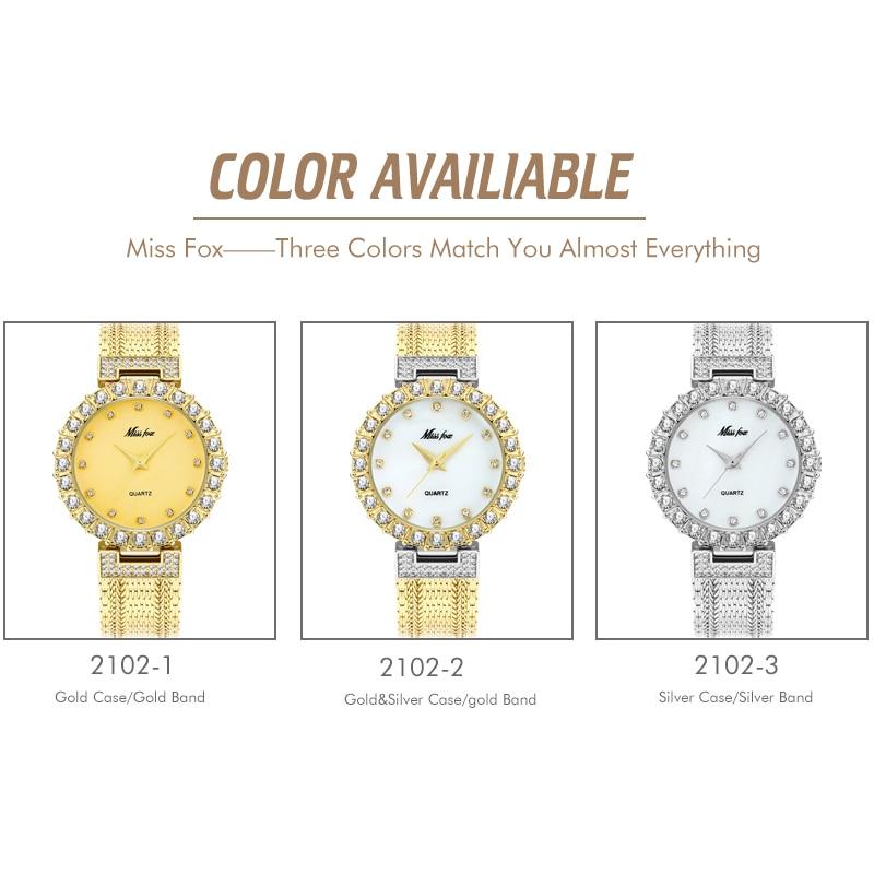 Women Watches Luxury Brand Watch Bracelet Waterproof Dropshipping 2019 Diamond Ladies Wrist Watches For Women Quartz Clock Hours 4