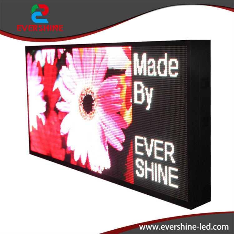 Double Sides/ Two Sides Outdoor Waterproof  led display Shell Out case Cabinet Size 960 x 480mm P10, P16,P20 oem odm standard waterproof led display panel for p5 p10 320mm 160mm led modules box size 960mm 480mm