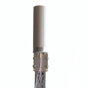 Image 5 - JX 4G LTE antenna 3G 4G esterno antennna antenna esterna con 5m Doppio Cursore CRC9/TS9/SMA connettore per 3G 4G modem router