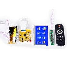 Модуль декодера DTS FLAC APE AC3 WAV MP3 MP4/MP5 HD, ЖК дисплей 4,3 дюйма, Bluetooth, Плата декодера