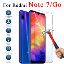 9h Protective Glass For Xiaomi Redmi Note 5 6 7 Pro 6a S2 k20 pro Tempered Glass Screen Protector On Ksiomi Red Mi 6 pro Go Film(China)