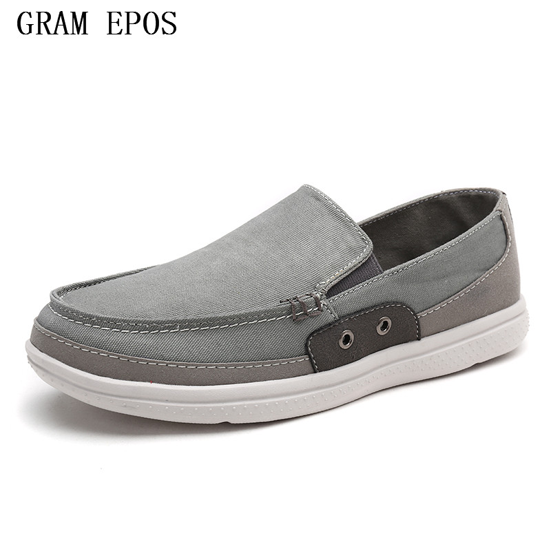 GRAM EPOS Brand Summer Loafers Men Casual Shoes Driving Shoes Men Flats Slip On Italian Flat Shoes Zapatillas Hombre SIZE 38-47 pop men outdoor loafers shoes man s slip on flats chaussure brand man soft flat casual shoes footwear zapatillas hombre xk080514