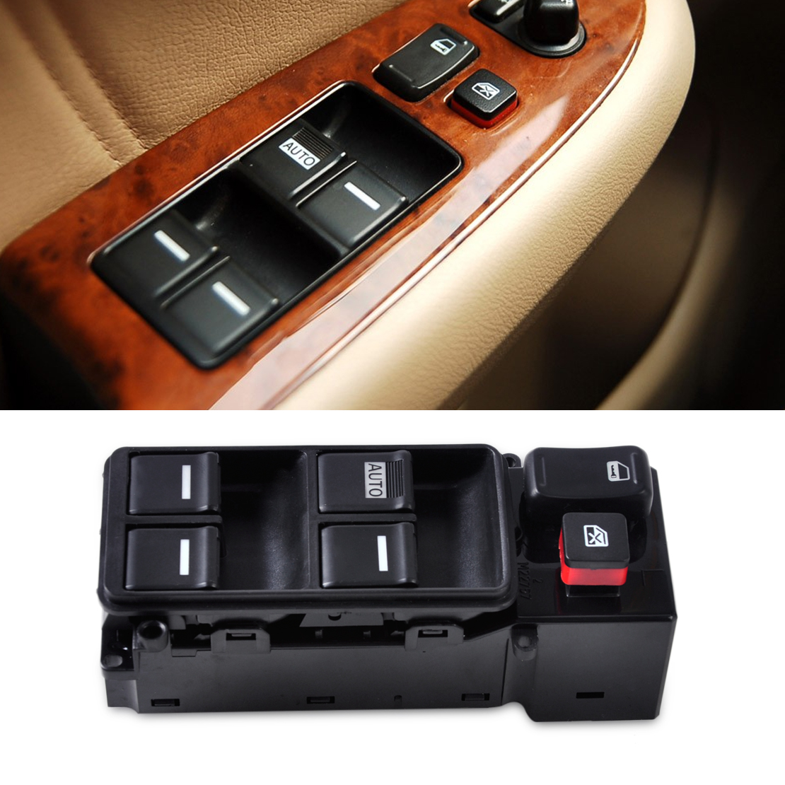 Online buy wholesale honda accord power window switch from for 2002 honda accord power window problems