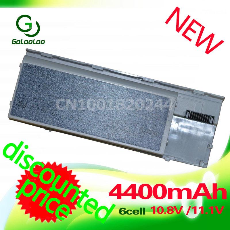 Golooloo 6 cellás hordozható akkumulátor Dell Latitude D630 - Laptop kiegészítők
