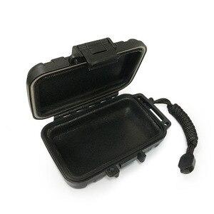 Image 2 - אוזניות עמיד למים מקרה זרוק התנגדות מגן תיבת מקרה נייד IEM באוזן צג מקרה תיבה