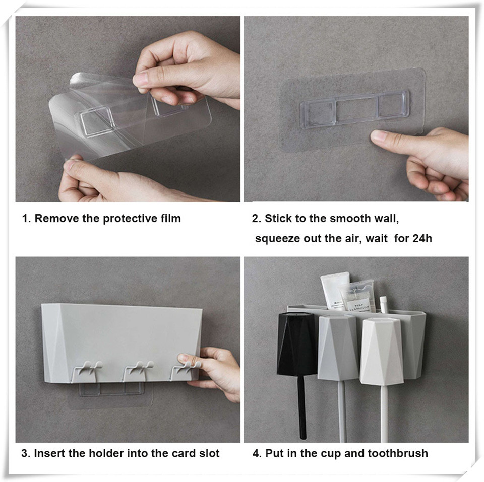 toothbrush holder set xq12