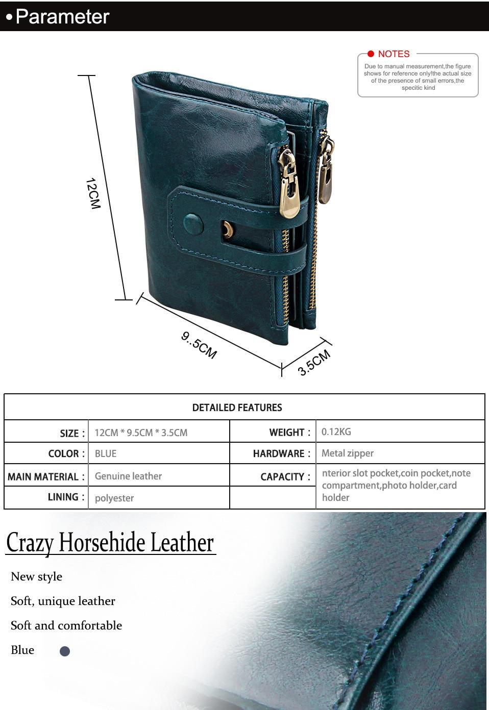 2018 Мода бумажник женщины натуральная кожа кошельки засов женский двойная молния дизайн портмоне ID карты держатель тонкий бумажник унисекс