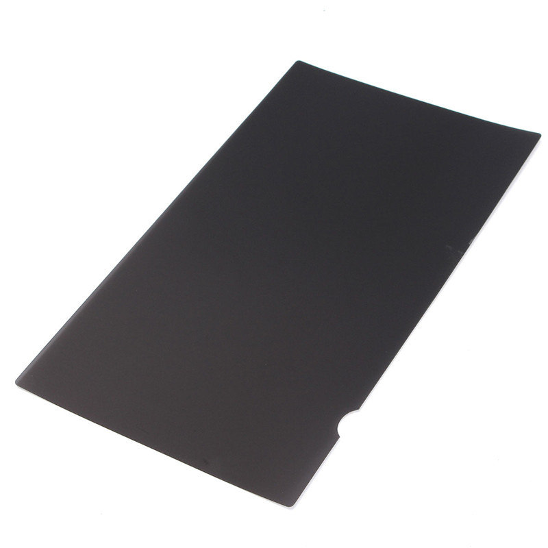 19.5 inch Privacy Filter LCD Screen Protective film for 16:9 Widescreen Computer 17 1/16  wide x 9 7/16  high (433mm*240mm)