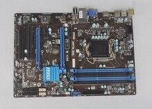 Оригинальный рабочего материнская плата для MSI ZH77A-G41 DDR3 LGA 1155 доска 32 ГБ SATA3 USB3.0 USB2.0 H77 материнская плата Бесплатная доставка