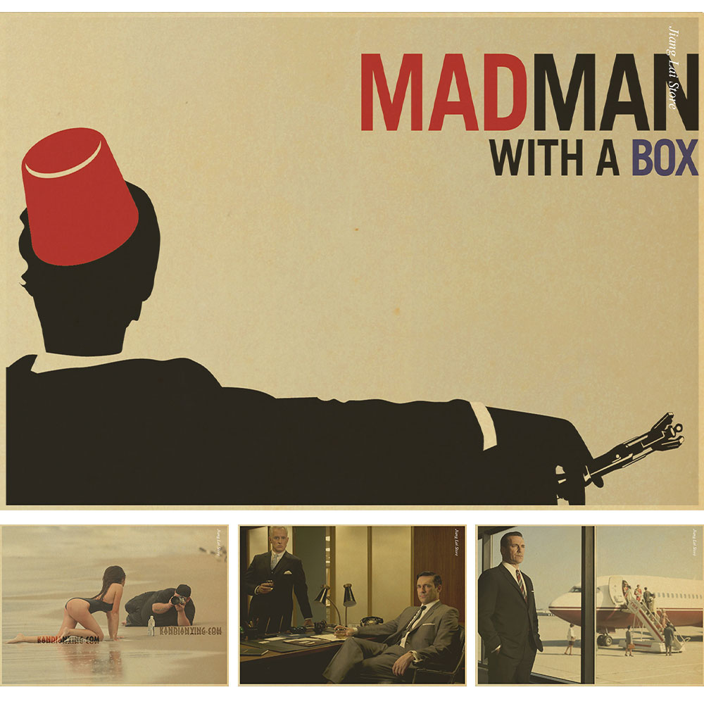 Buy poster mad men and get free shipping on AliExpress.com