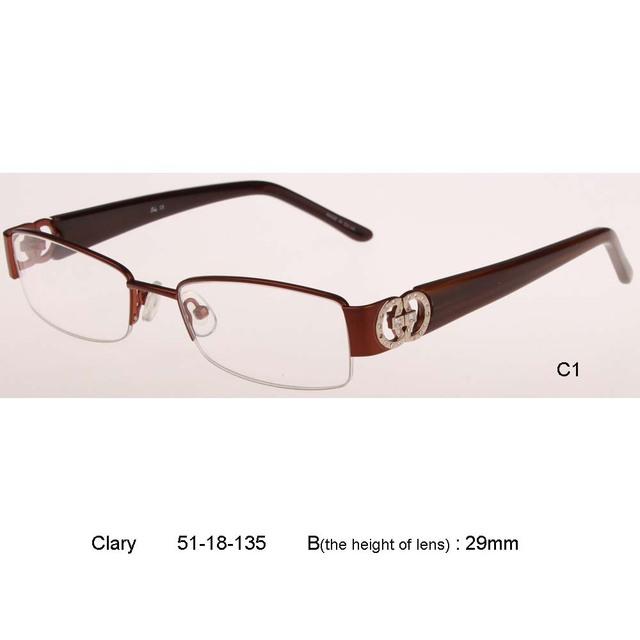 Mejores ventas de diamantes de piedra dirección gafas hombres mujeres gafas gafas de marca gafas gafas de miopía gafas gafas de grau
