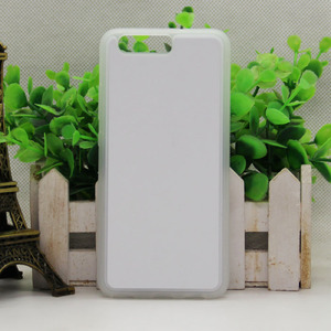 Image 3 - MANNIYA for Huawei P40 P30 P Smart 2020 Blank Sublimation rubber Case with Aluminum Inserts 10pcs/lot