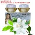 Новый FEIQUE жасмин отбеливание и удаление пятна анти веснушки крем 20 г + 20 г уход за кожей лица