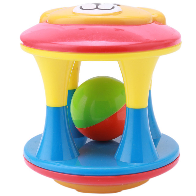 Set of Musical Rattles for Babies