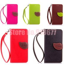 Hot Sale Soft Feel Classic Stand Flip For Apple For Iphone 7 Plus Mobile Phone Bag
