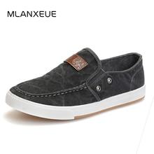 85cf2529ec5 MLANXEUE moda hombres zapatos Casual primavera otoño transpirable  resistente al desgaste zapatos cómodos punta redonda blanca