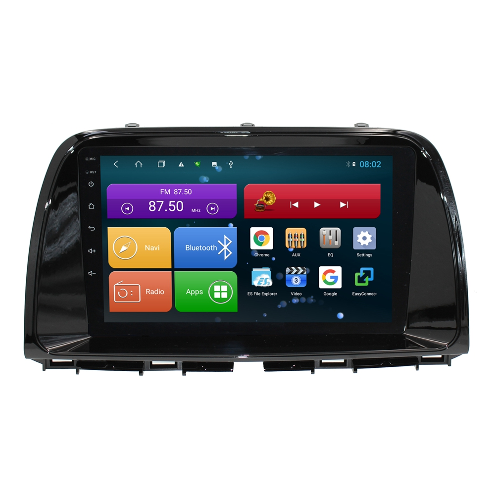 9'' Android Autoradio for Mazda CX-5 2013 2014 Car Radio GPS Casstte Player Car Headunit Multimedia with 4GB RAM/64GB ROM/8 core