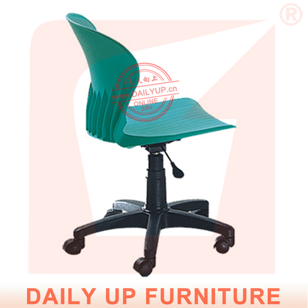 Office Chair Height Butterfly Cover Pattern Environmental Plastic Revolving Price Children Swivel Adjustable Cheap Wholesale Furniture