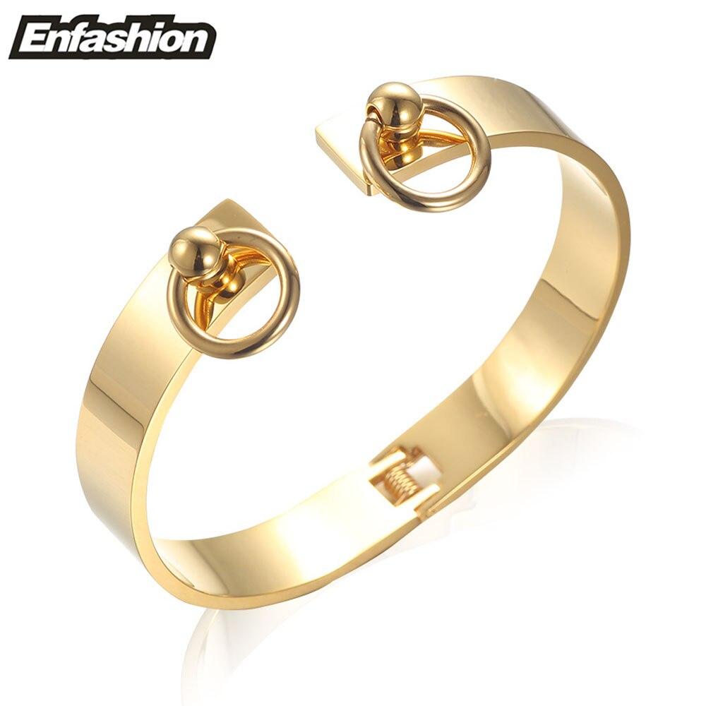 enfashion circle ring bracelet manchette noeud armband. Black Bedroom Furniture Sets. Home Design Ideas