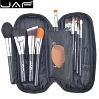 Pincel Maquiagem Cepillo 2017 JAF 12 Pcs Makeup Brush Set Professional Face Cosmetics Blending Brush Tool