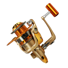 High Quality Full Metal wire cups 12 BB Rotary reels Fishing reels All metal rocker 1000-9000 series Fishing reel fishing wheels