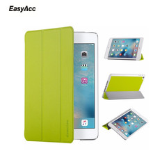 Easyacc Case for iPad mini 4, 7.9 inch Ultra Slim Fit Leather Smart Rubberized Back Magnet Cover 4 2015