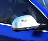 Side Wing Rear View Rearview Mirror Cover Shell Trim Case For Audi A4 S4 B8 8K 2008 2012 + Avant & A5 S5 RS5 B8 8T 2007 2009