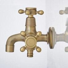 Bathroom Sprayer Set – Antique Brass