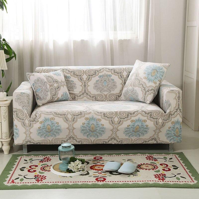 Aliexpress Com Buy European Elegant Printing Sofa Cover