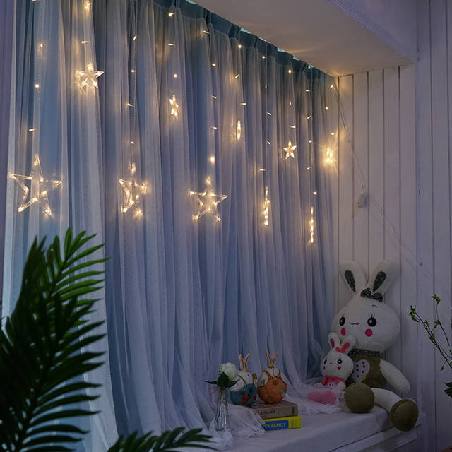 Custom Made Morden Blackout Curtain Voile Sheer Tulle Curtains For Living Room Bedroom Window