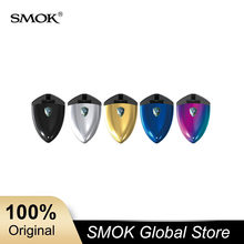 2018 New arrival SMOK Rolo Badge Kit 250mAh Cigarette Electronic with 2ml Rolo Badge Pod vaporizer e-cigarettes(China)