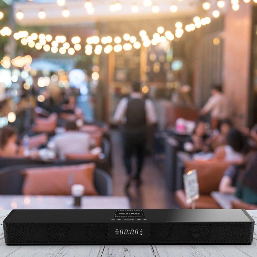 wireless bluetooth column soundbar stereo speaker powerful tv home rh headcoverphones com