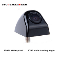 Car Rear View Camera High Definition Night Vision Waterproof And 170 Degree Wide Viewing Angle