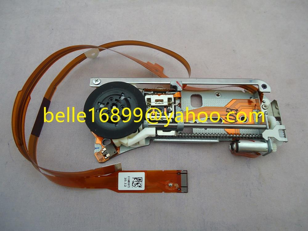 Whoelsales Marke Neue Fujitsu Zehn 6 6-fach Cd-wechsler Plattenstrich Kleinen Mechanismus Für Toyota Lexus Autoradio Laser 5 Teile/los Radio