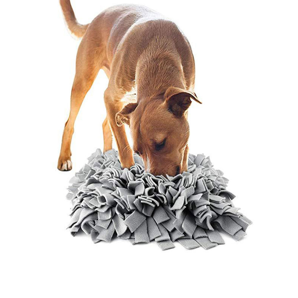 1Pcs Dog Snuffle Mat Pet Puzzle Toy Sniffing Training Pad Activity Blanket Feeding Mat for Dog Release Stress1Pcs Dog Snuffle Mat Pet Puzzle Toy Sniffing Training Pad Activity Blanket Feeding Mat for Dog Release Stress