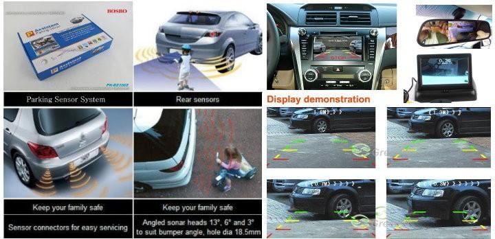 bosbo parking system