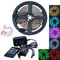 25 W LED Light Strip RGB 300-3528SMD w/Música Controlador de LED (DC 12 V/5 m)